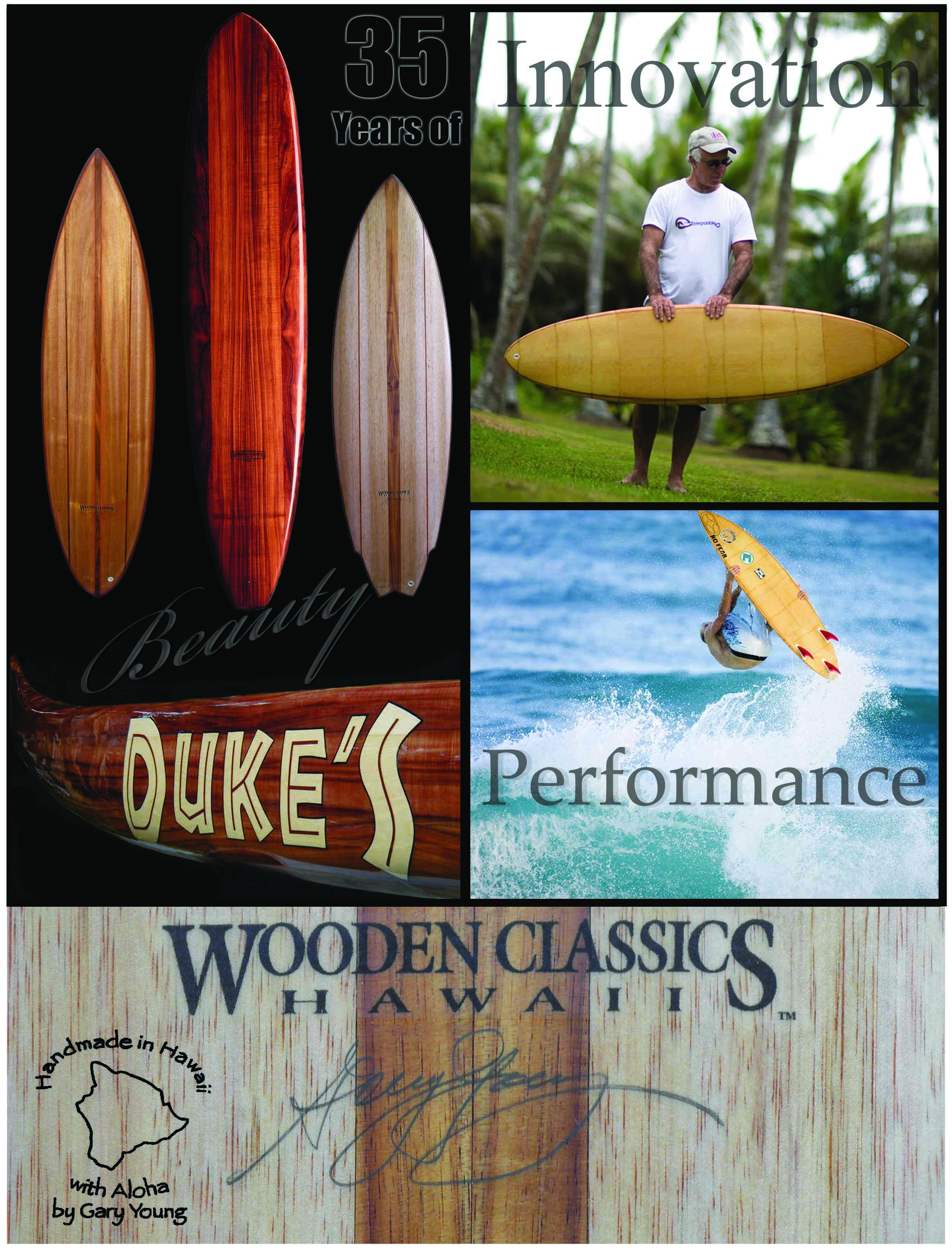 WOODEN CLASSICS HAWAII  4